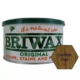 Briwax Golden Oak