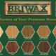 Briwax Tudor Brown