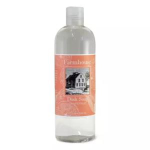 Farmhouse Grapefruit Dish Soap - The Laundry Evangelist