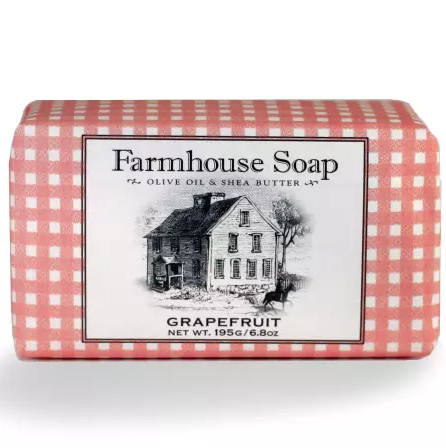 Farmhouse Grapefruit Soap Bar