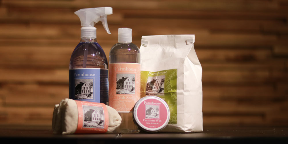 Farmhouse Cleaning Products The Laundry Evangelist