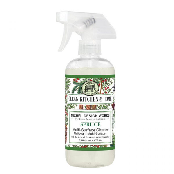 Michel Design Works Everyday: Spruce Multi Surface Cleaner The Laundry Evangelist