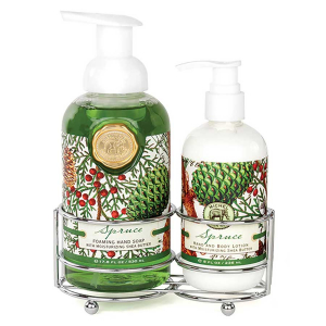 Spruce Foaming Hand & Body Soap - The Laundry Evangelist