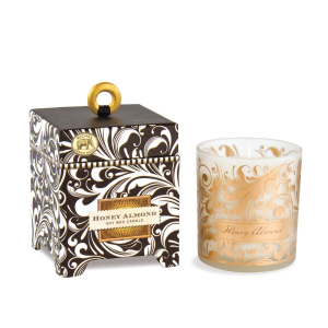 Michel Design Works Honey Almond Soy Wax Candle - The Laundry Evangelist