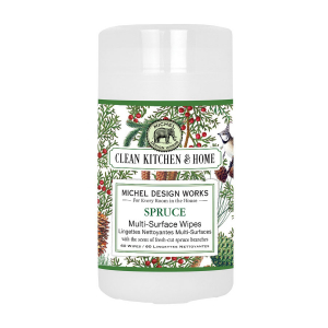 Michel Design Works Spruce Multi Surface Wipes - The Laundry Evangelist