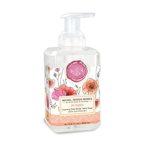 Michel Design Works Posies Foaming Shea Butter Hand Soap - The Laundry Evangelist