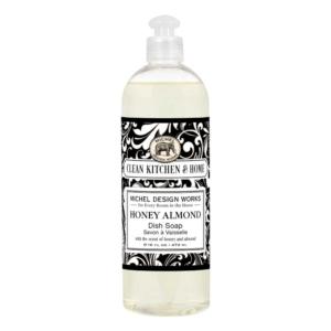 Michel Design Works Honey Almond Dish Soap - The Laundry Evangelist