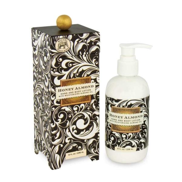 Michel Design Works Honey Almond Hand & Body Lotion - The Laundry Evangelist