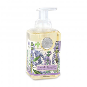 Lavender Rosemary Foaming Shea Butter Hand Soap - The Laundry Evangelist
