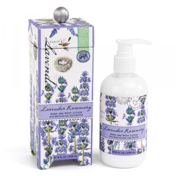 Michel Design Works Lavender Rosemary Hand & Body Lotion - The Laundry Evangelist