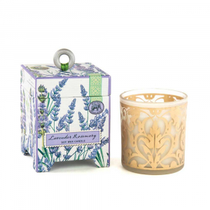Lavender Rosemary Soy Wax Candle - The Laundry Evangelist