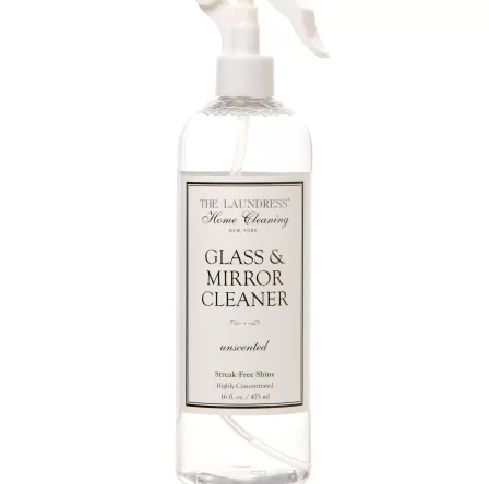 Glass & Mirror Cleaner Unscented - The Laundry Evangelist