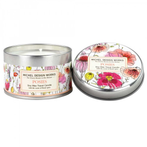 Michel Design Works Posies Soy Wax Candle - The Laundry Evangelist